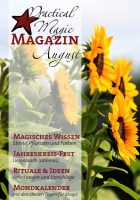 Practical Magic Magazin August Ausgabe