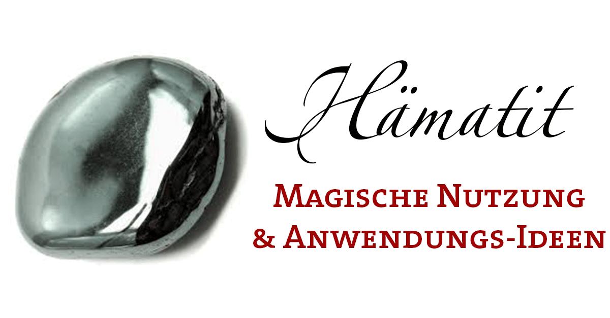Glücksstein Halbedelstein Edelstein Trommelstein Hämatit