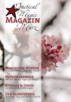 März-Ausgabe Practical Magic Magazin
