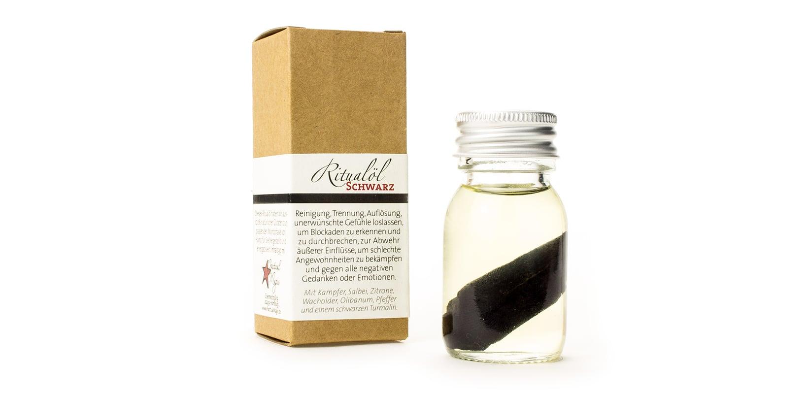 Ritualöl schwarz