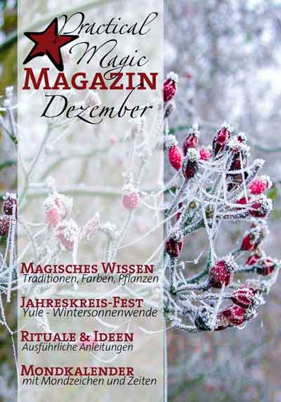 Practical Magic Magazin Dezember