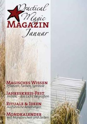 Practical Magic Magazin Januar