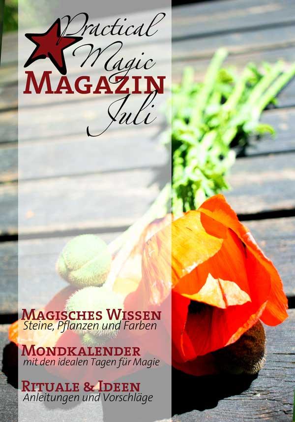 Magazin Ausgabe Juli
