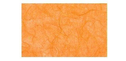 Ritualpapier, orange (1 Stück, ca. A6)