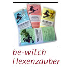 be-witch - Hexenzauberkarten