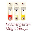Flaschengeister: Magic Sprays