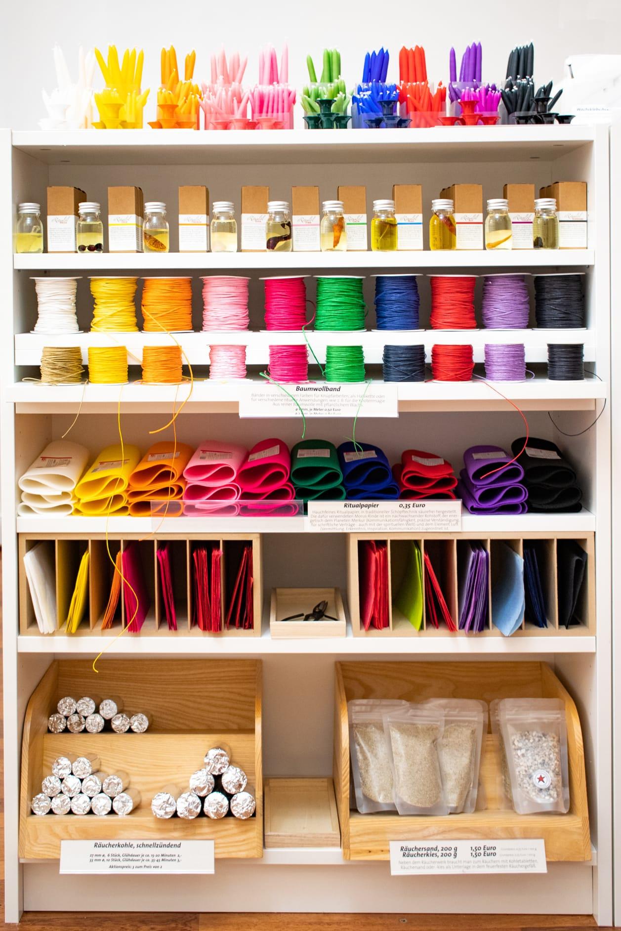 Das Practical Magic DIY-Regal