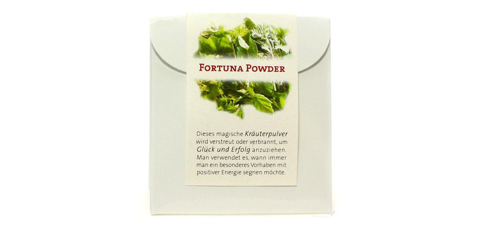 Fortuna Powder Glückspulver