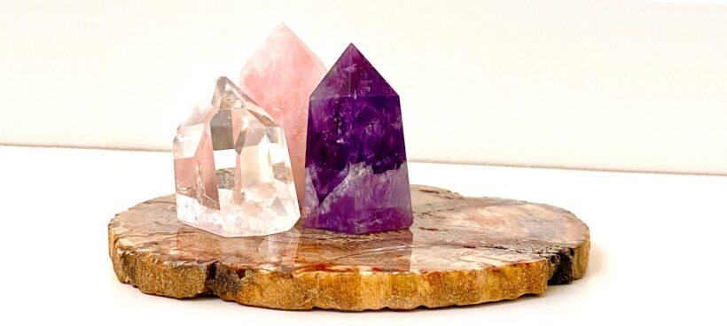 Kristall-Altar