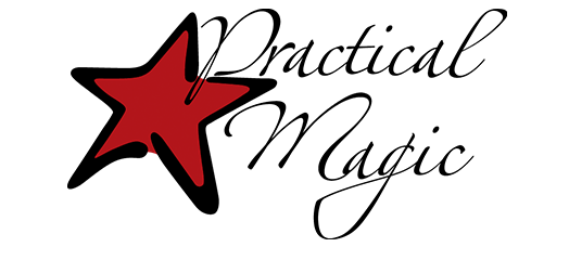 Practical Magic Hexenladen Logo