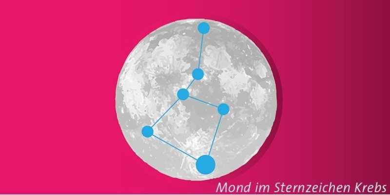 Mond im Krebs