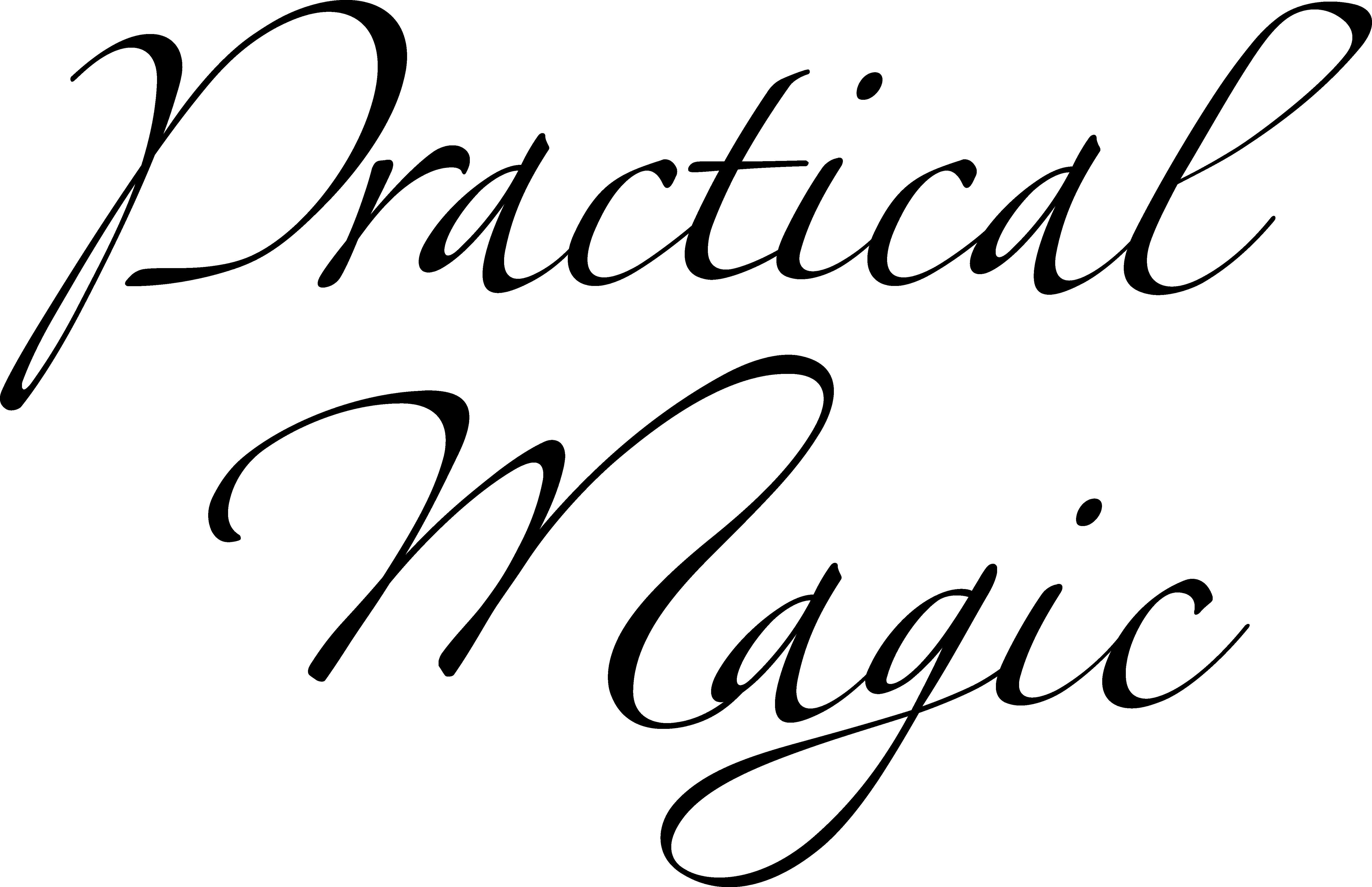 Inhaltsangabe Ausgabe Januar Practical Magic Magazin