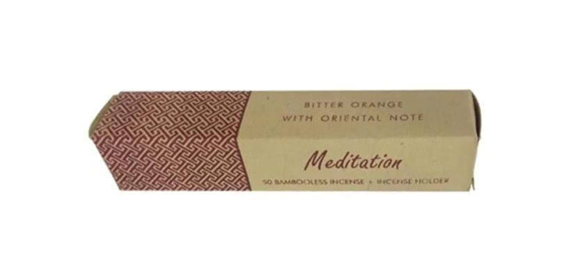 Räucherstäbchen Meditation