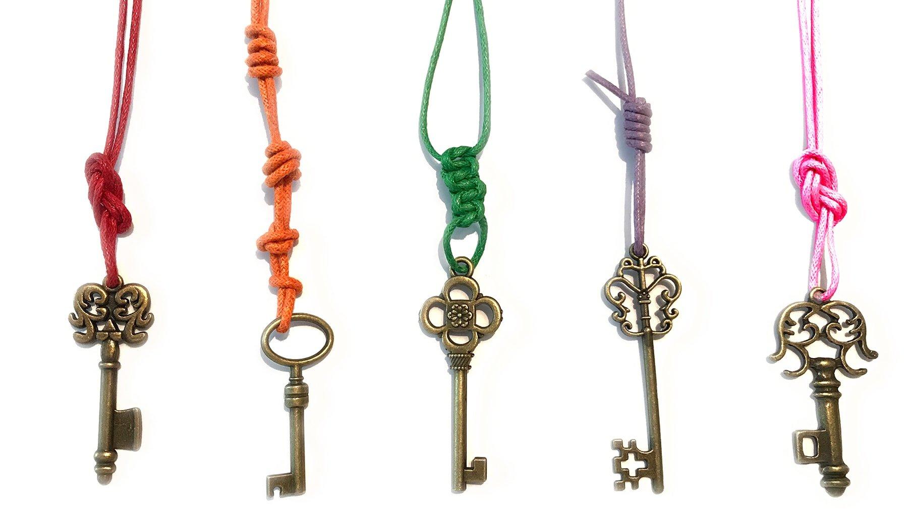 Schlüssel & Knotenmagie