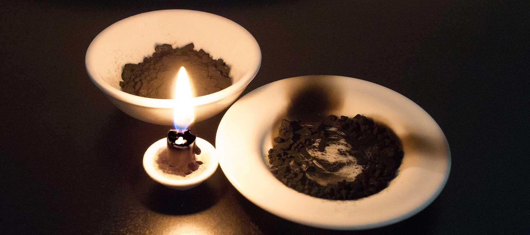 Magische Zutaten: Schwarzes Salz - Herstellung