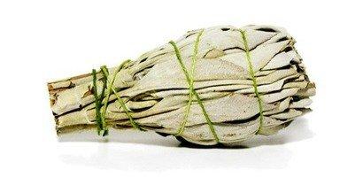 Shamanic White Sage Smudge (Weißer Salbei - klein) Salbei Indianersalbei