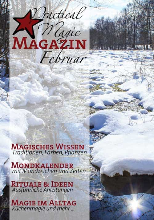Practical Magic Magazin Ausgabe Februar