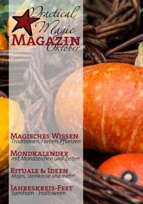 Practical Magic Magazin August Ausgabe