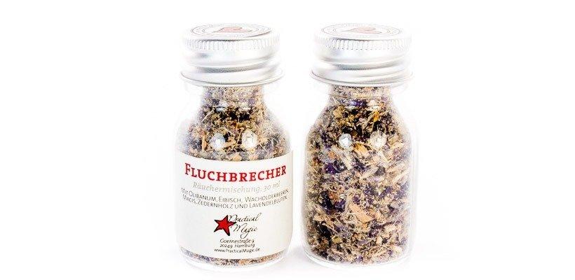 """Räucherwerk Räuchermischung """"Fluchbrecher"""""""