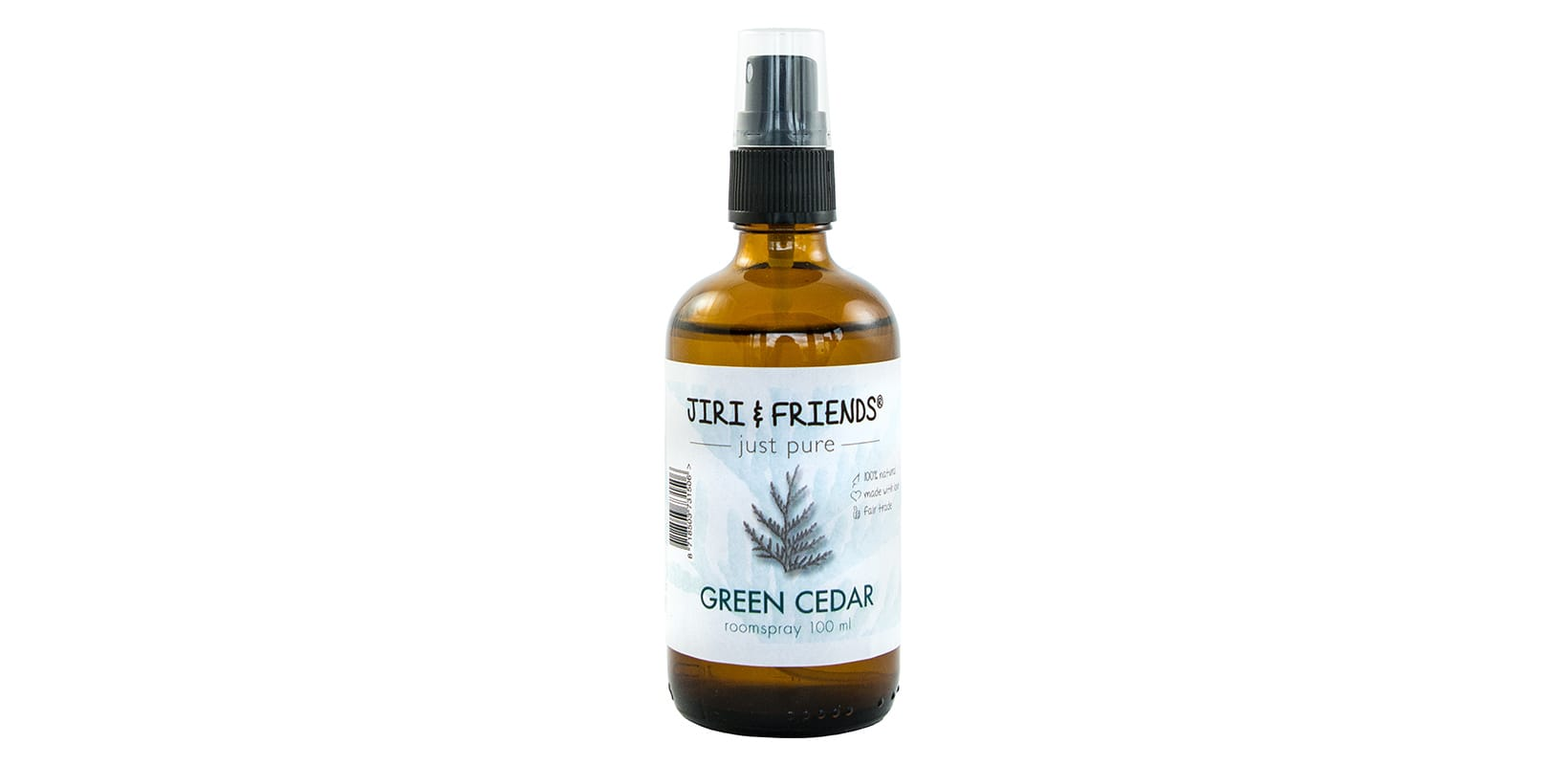 Smudge-Spray Green Cedar
